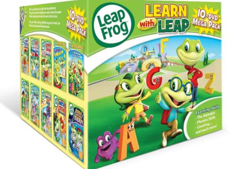 Leap Frog DVD Set