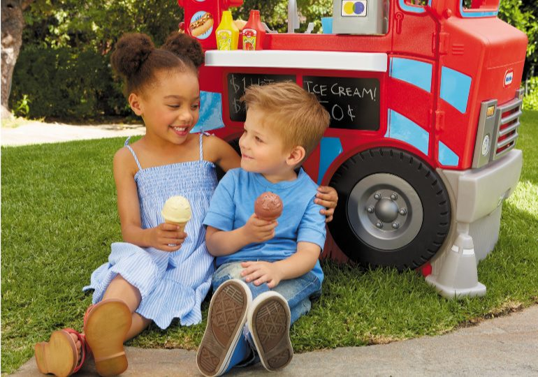 Little Tikes Food Truck on Sale