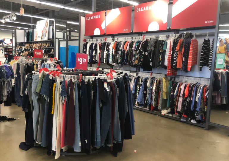 Old Navy Friends and Family Sale