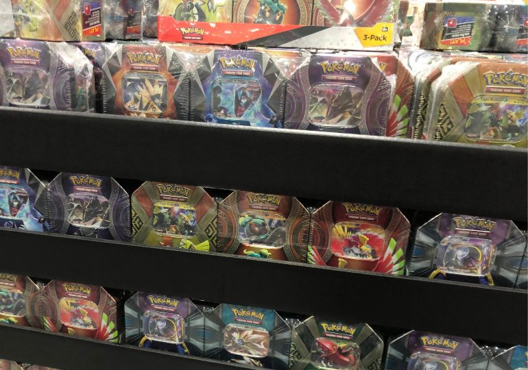 Pokemon Cards on sale