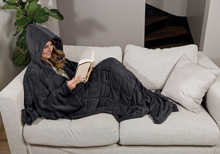 Zulily Hooded Blankets Sale