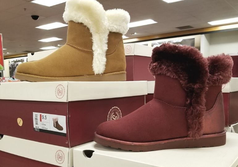 Kohl's Boots On Sale! So many cute