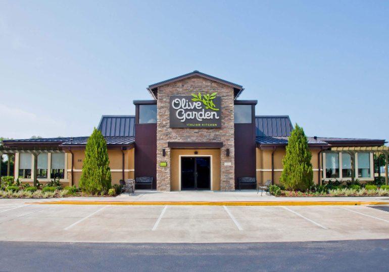 Olive Garden Specials - Store
