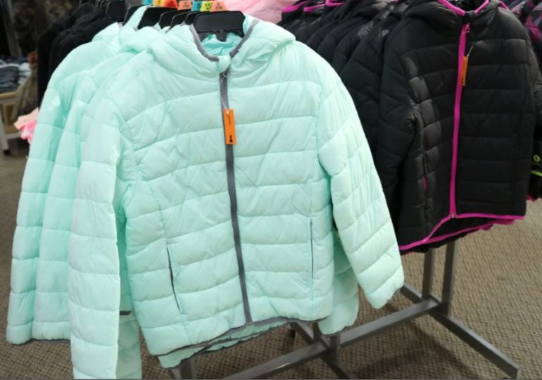 Xersion Puffer Coats on Sale