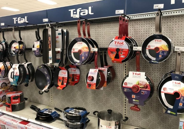 T-Fal Cookware Sets on Sale