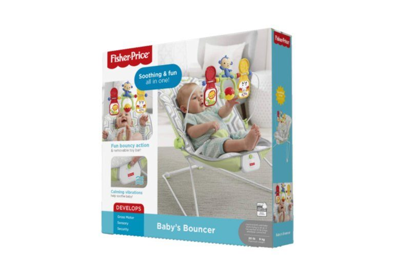 fisher price baby bouncer on sale