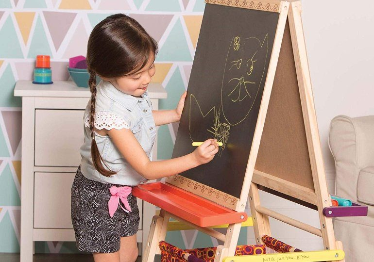 B. Toys Art Easel on Sale