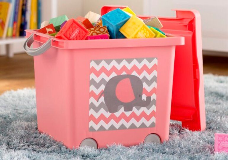 Toy Boxes on Sale