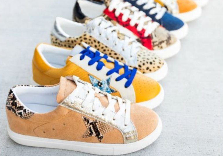 Trendy Star Fashion Sneakers