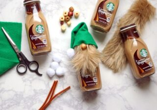 starbucks bottle craft