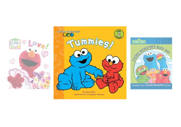 FREE Sesame Street eBooks for Kids