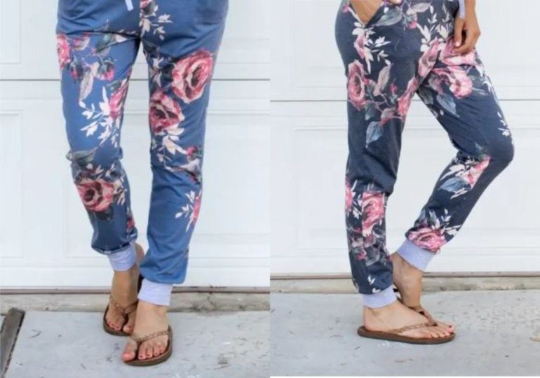 Floral Joggers on Sale