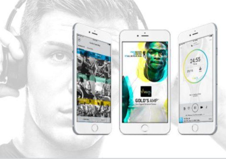 Free 2 Months Gold's Gym Amp App