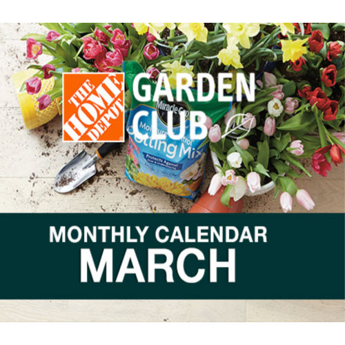 Home Depot Garden Club Coupon 2020 Passion For Savings