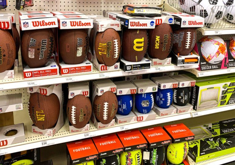 Sporting Goods on Sale