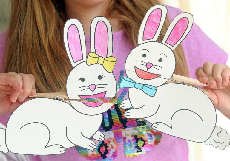 fun easter craft for kids
