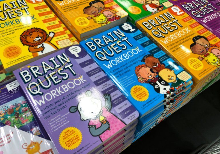 Brain Quest Books