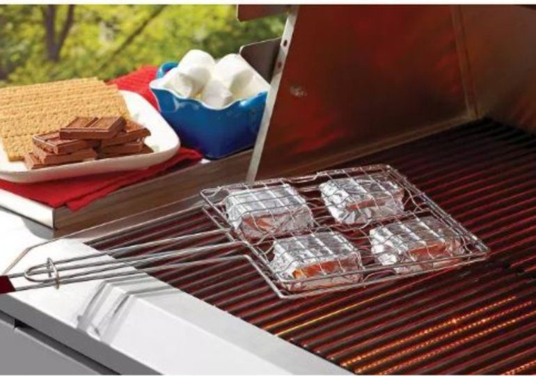 Hershey's S'more Grilling Basket
