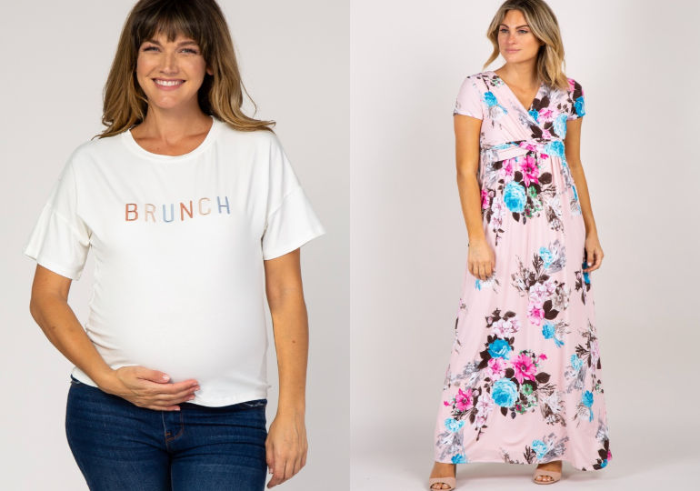 Pink Blush Maternity Deals Save 25 On Your First Order