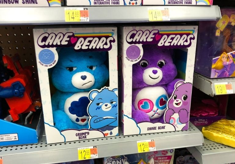 Care Bears Toys on Sale - care bears in store