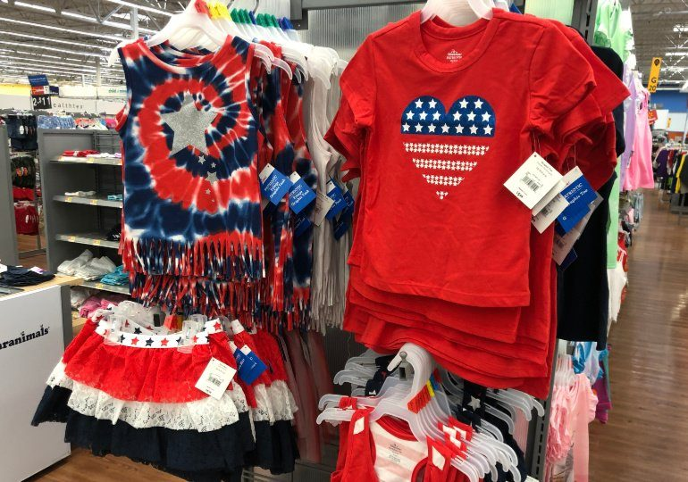 4th of July Clothing