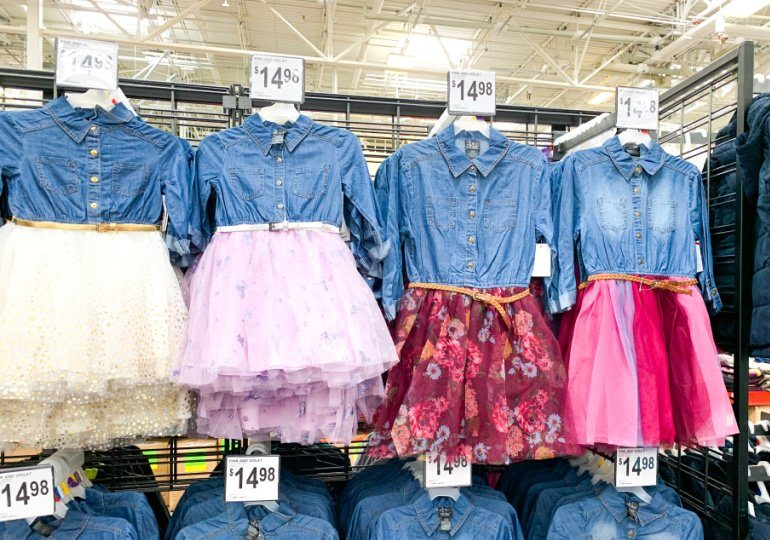 Sam's Club Girls dresses
