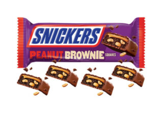 FREE Box of Snickers Peanut Brownie