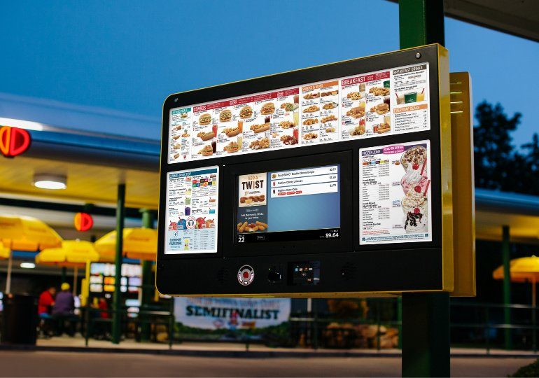 Fast Food Happy Hour Deals - Sonic Drive In Menu