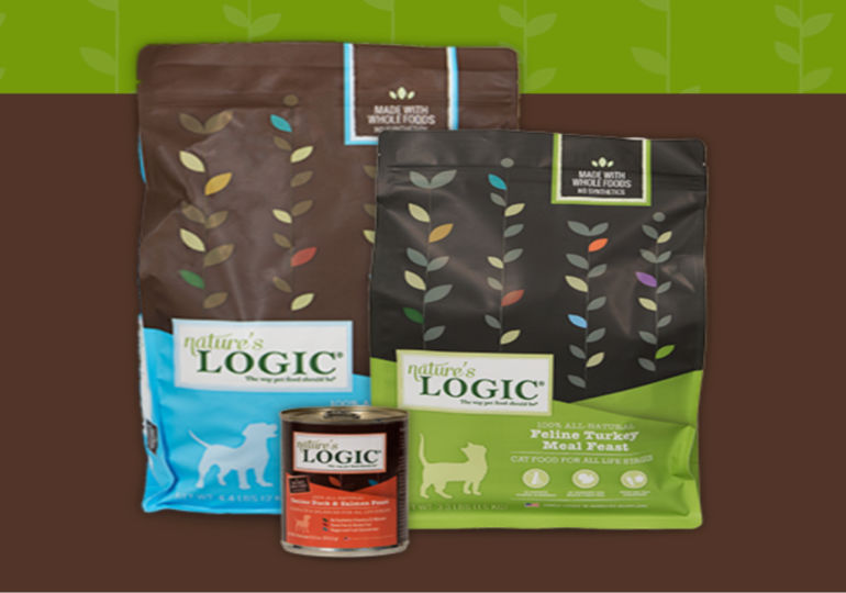 Free Bag of Nature's Promise Dog Food