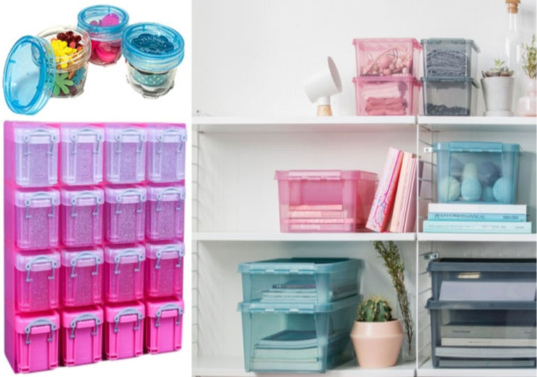 Storage Containers on Sale