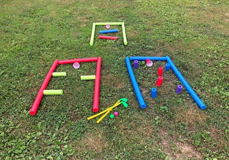 easy outdoor family activity