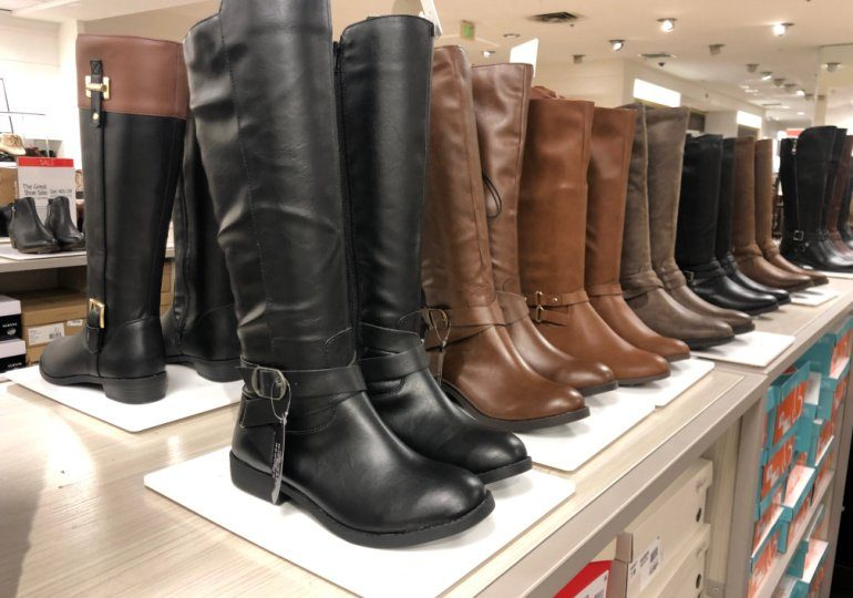 Sale! Get up to 75% off womens boots