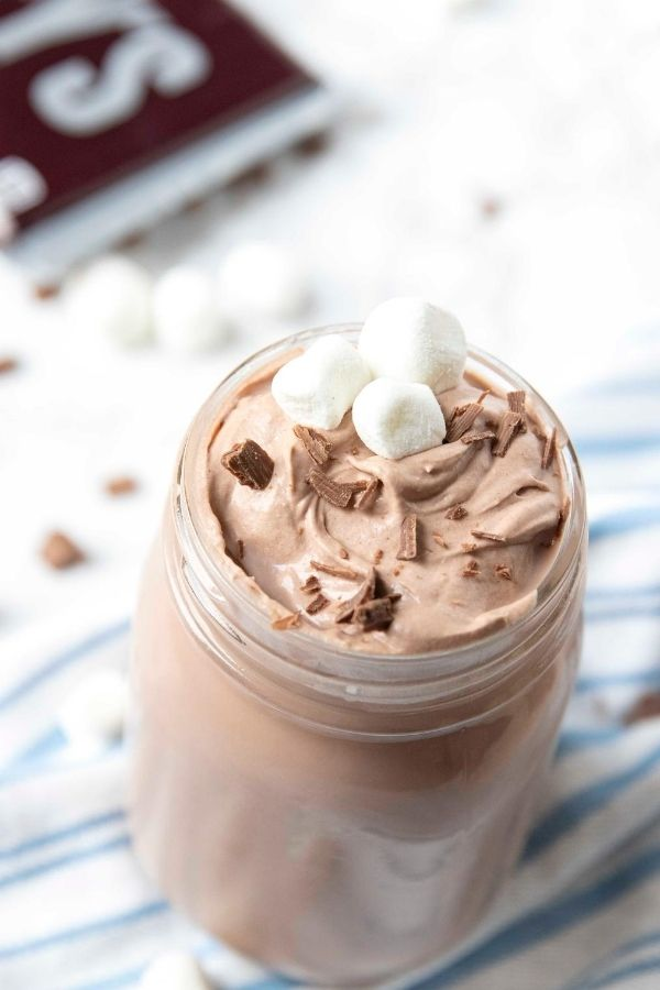 Whipped Hot Chocolate Passion For Savings