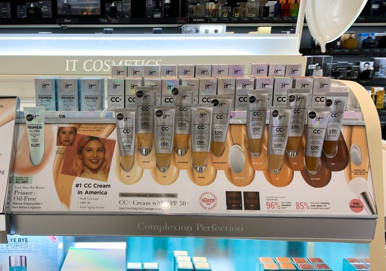 IT Cosmetics on sale