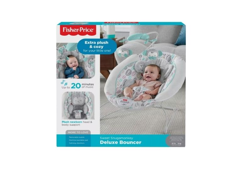 Fisher-Price Baby Bouncer on Sale - bouncer