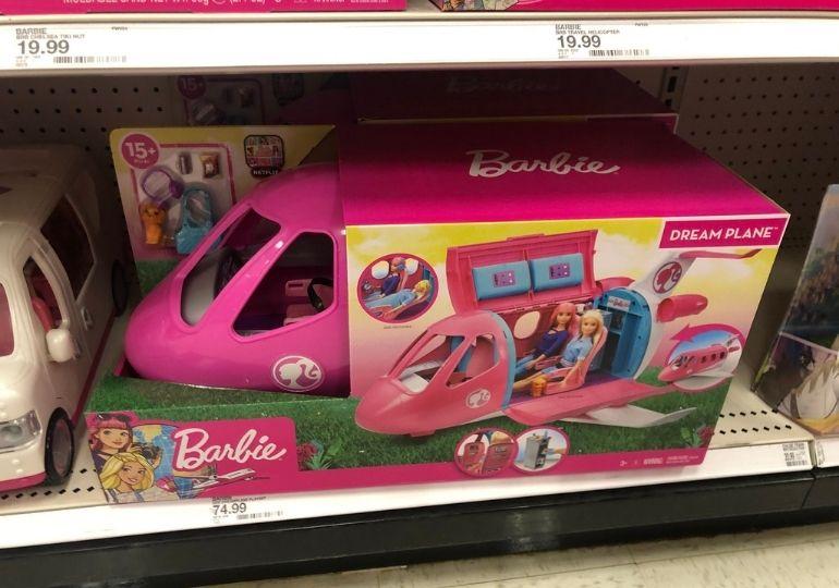 Best Barbie Dreamplane Deals- dreamplane in store