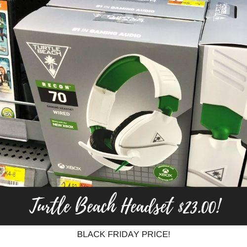 Black Friday Gaming Headset Deals -headphones in store