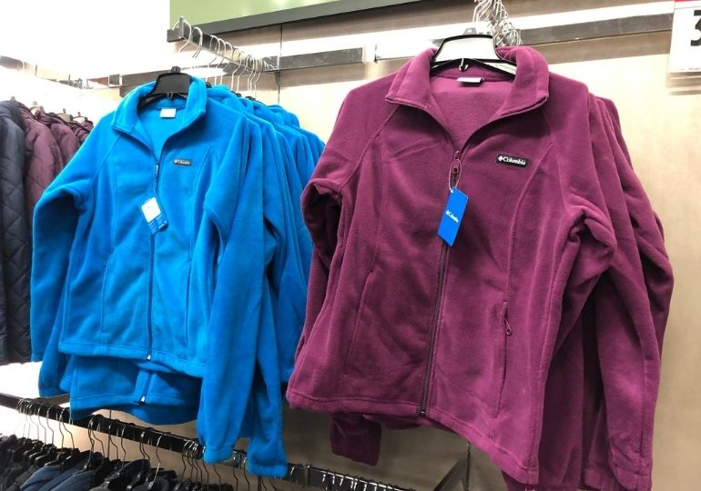 Black Friday Columbia Deals- jackets in store