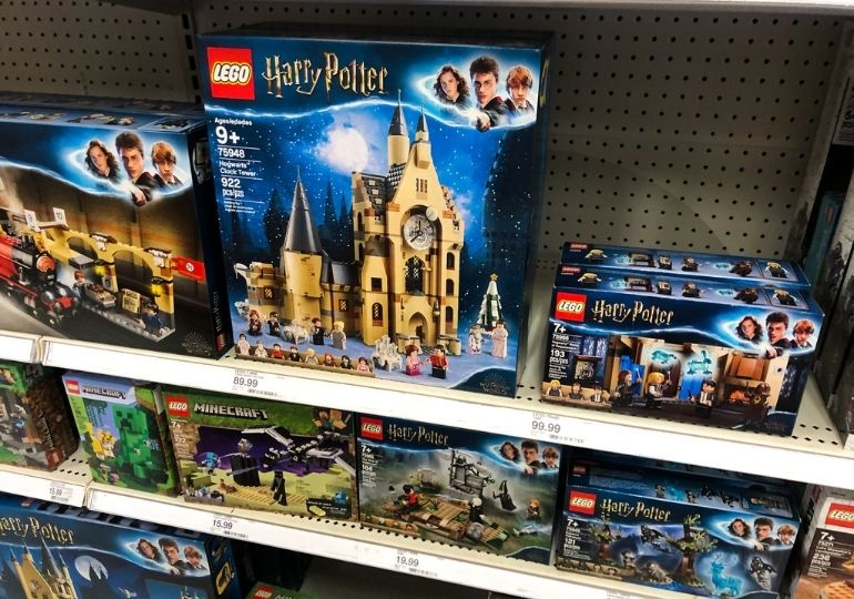 Target LEGO Gift Card Deal - lego sets in store
