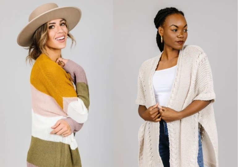 Cents of Style Sweaters