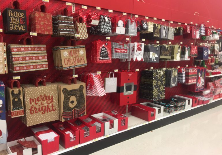 Target Giftwrap and Supplies