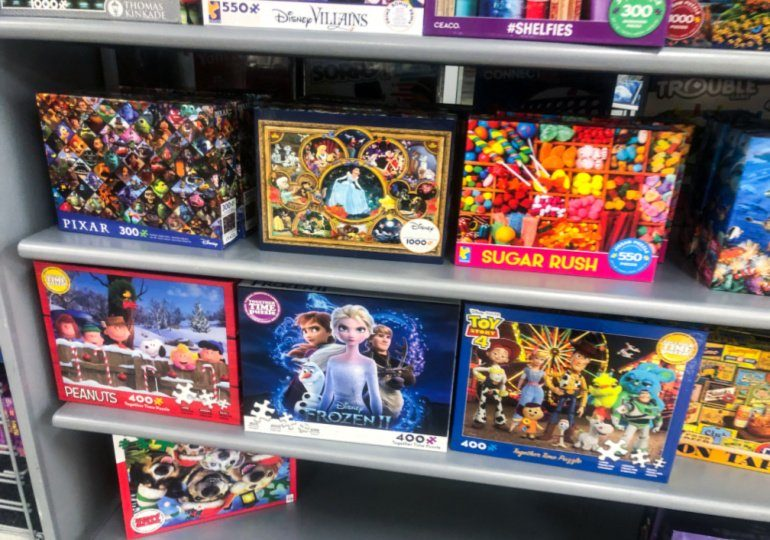 Target Puzzles