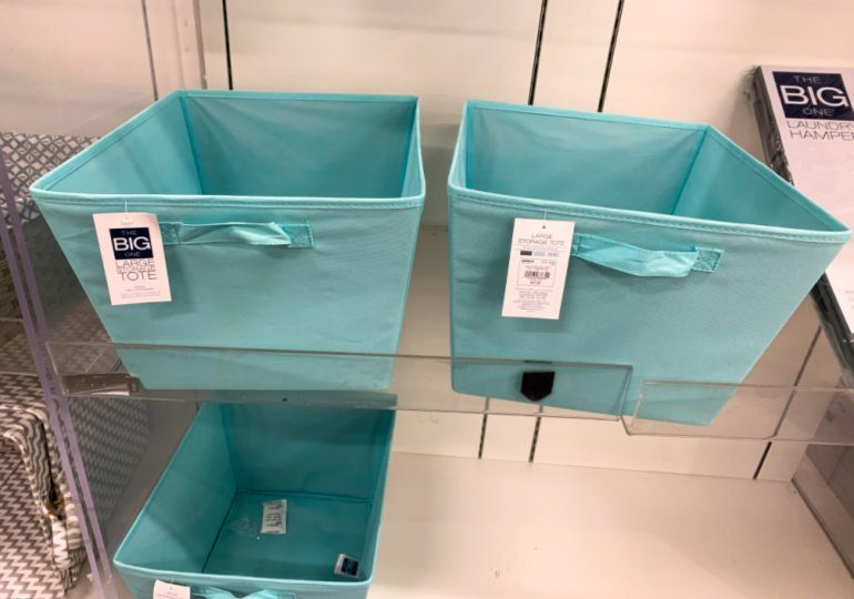The Big One Storage Totes on Sale