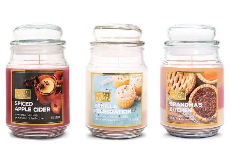 Complete Home Candles on Sale - candles