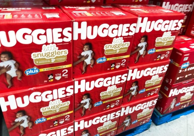 Best Deals On Diapers - diapers in store