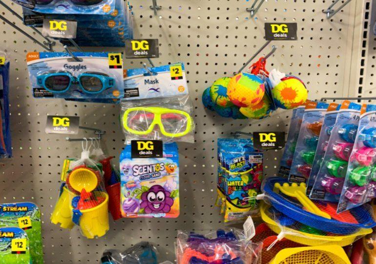 Dollar General Summer Toys