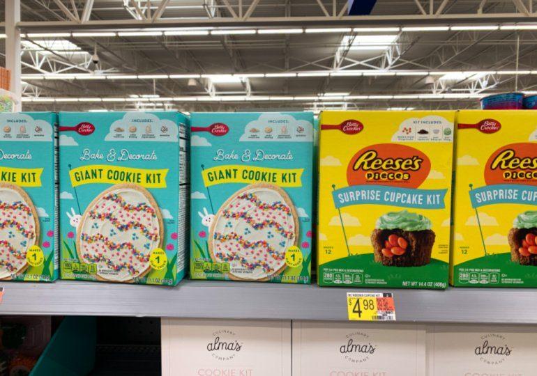 Easter Baking Kits