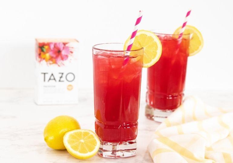 passion fruit tea starbucks