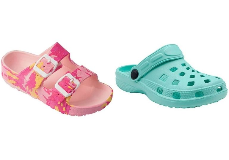 Girls Sandals on Zulily - slides and clogs
