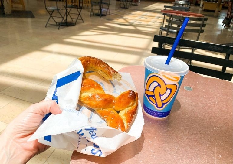 Auntie Anne's Coupons & Deals